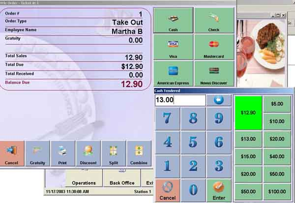 Restaurant Cafe Chinese Fast Food Pizza Delivery Track Pos