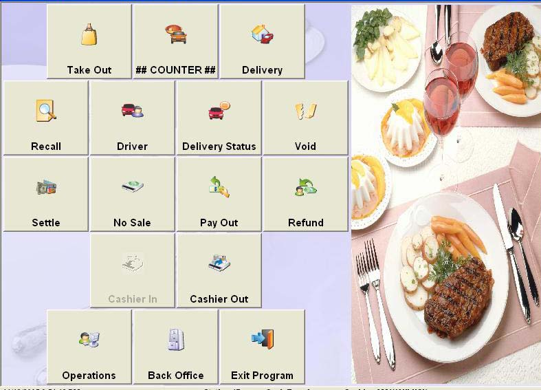 Delivery Ordering Restaurant Software Delivery Service
